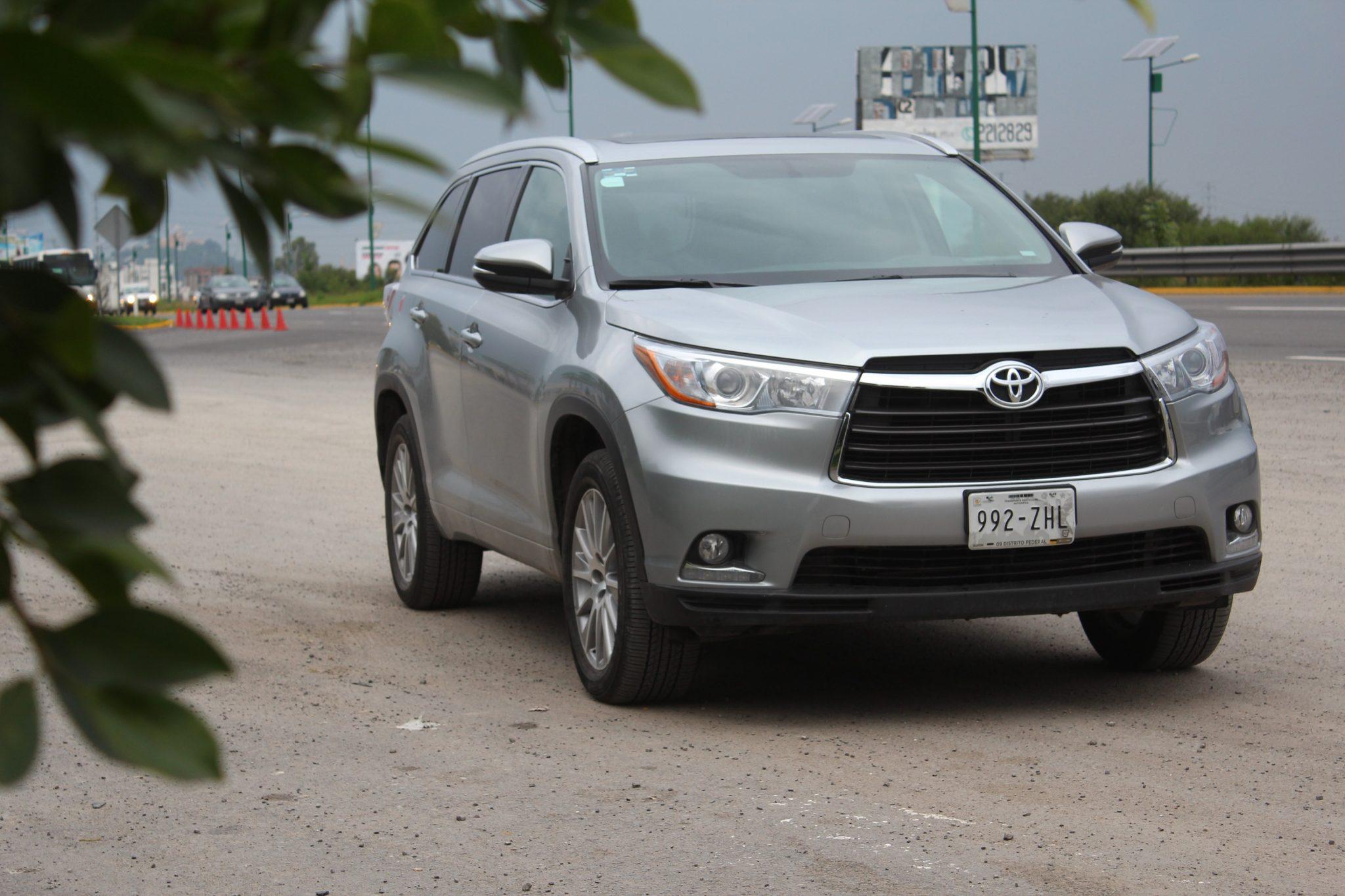 Experiencia de manejo: Toyota Highlander