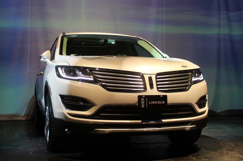 Primer vehículo de la marca diseñado en el Estudio de Diseño de Lincoln
