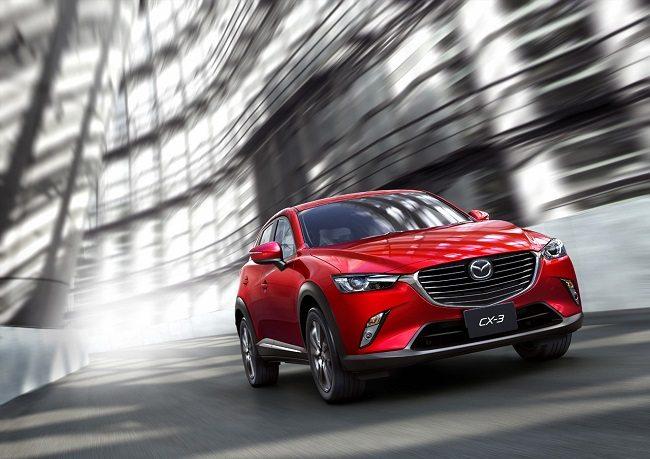 Auto Show de los Ángeles: Mazda CX-3