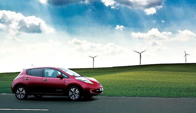 Nissan announces vehicle recycling results for FY2013