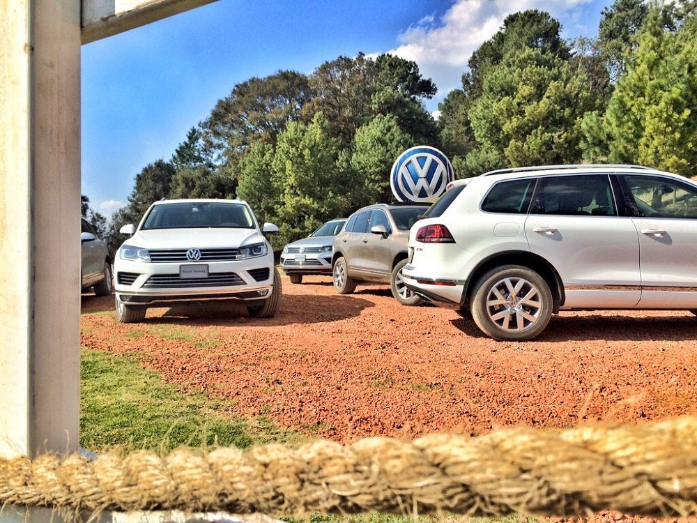 Volkswagen Touareg 2015 ahora en México