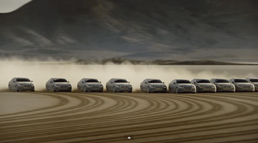 Video: Hyundai manda un mensaje al espacio