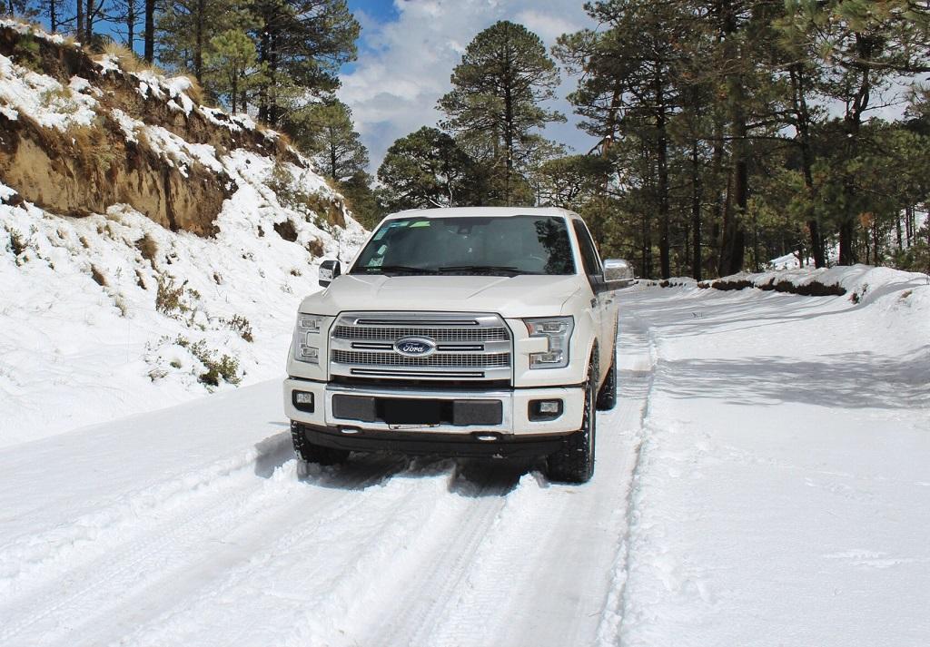 Ford Lobo 2015, la probamos y comprobamos sus grandes capacidades