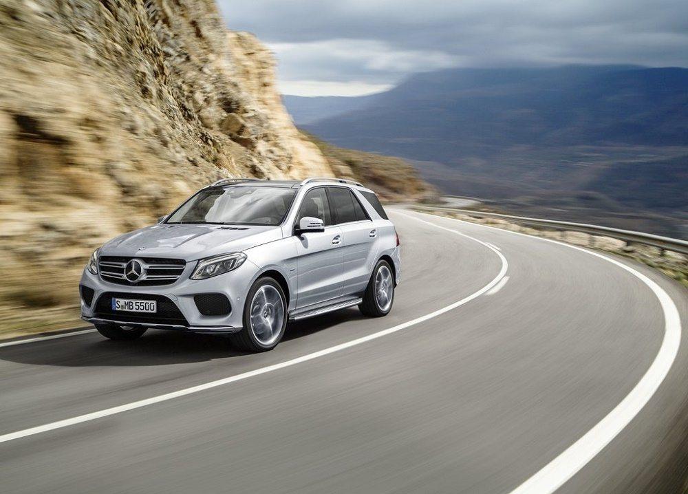 Mercedes Benz GLE, cambió hasta su nombre