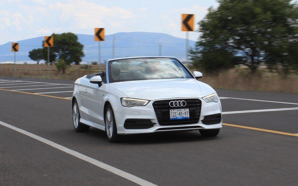 Video: Prueba de manejo Audi A3 Cabrio