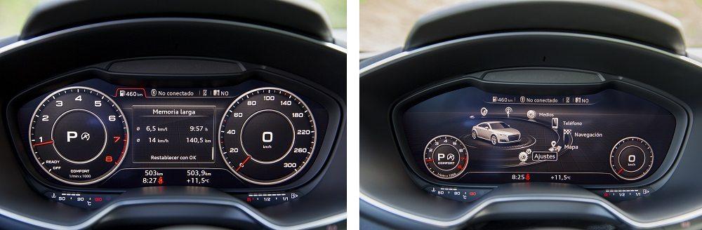 Sesión de Fotos Audi TT