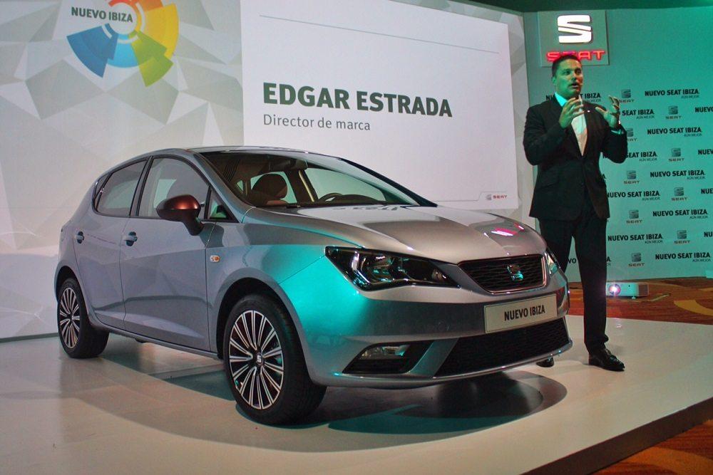 SEAT Ibiza 2016, llega a México más personalizable que nunca