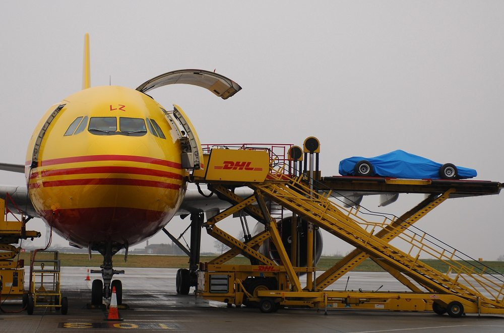 Sin la gran logística de DHL, no habría Gran Premio de México