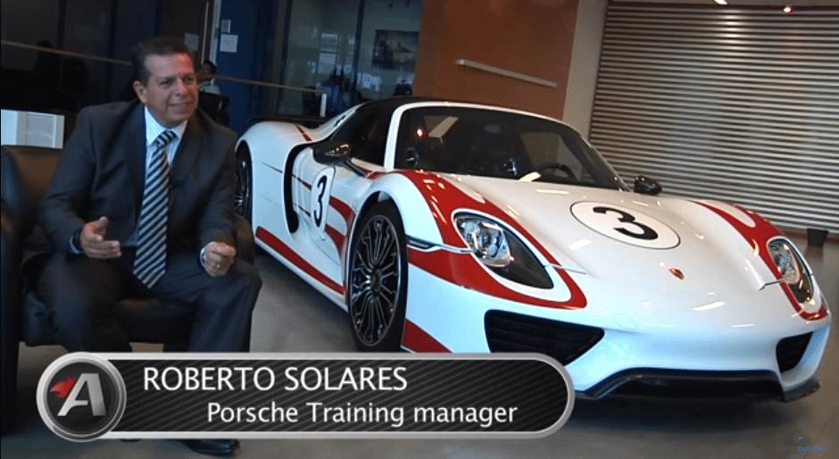 Porsche 918 Spyder, conocimos a fondo este hypercar híbrido