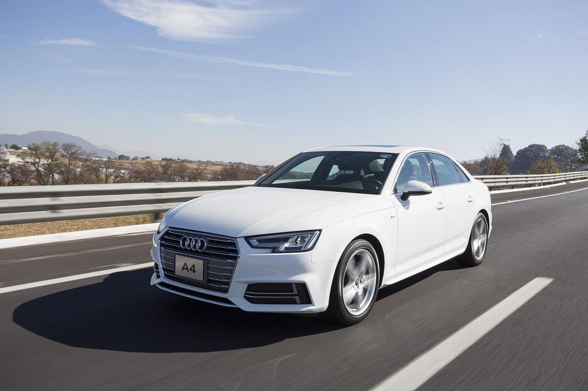 Audi A4 2017 llega a México. Precios, versiones y opinión de manejo