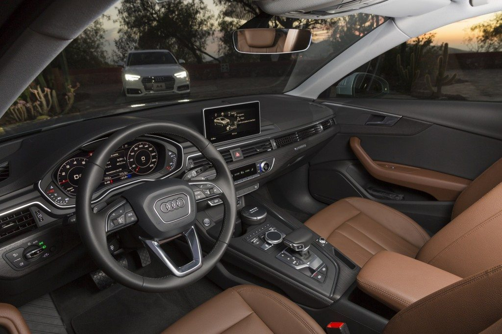 Sesión Audi A4