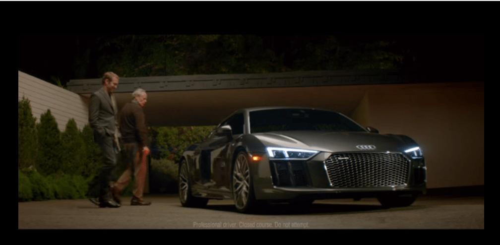 El nuevo Audi R8 hará su aparición en el Súper Bowl