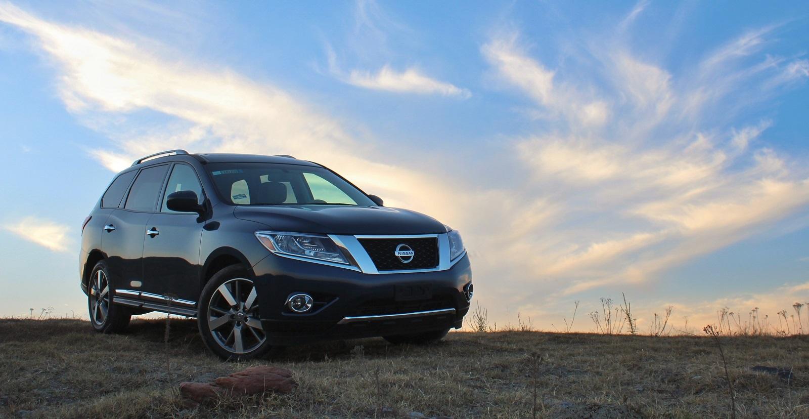 Nissan Pathfinder, elegancia y diversión en un gran SUV