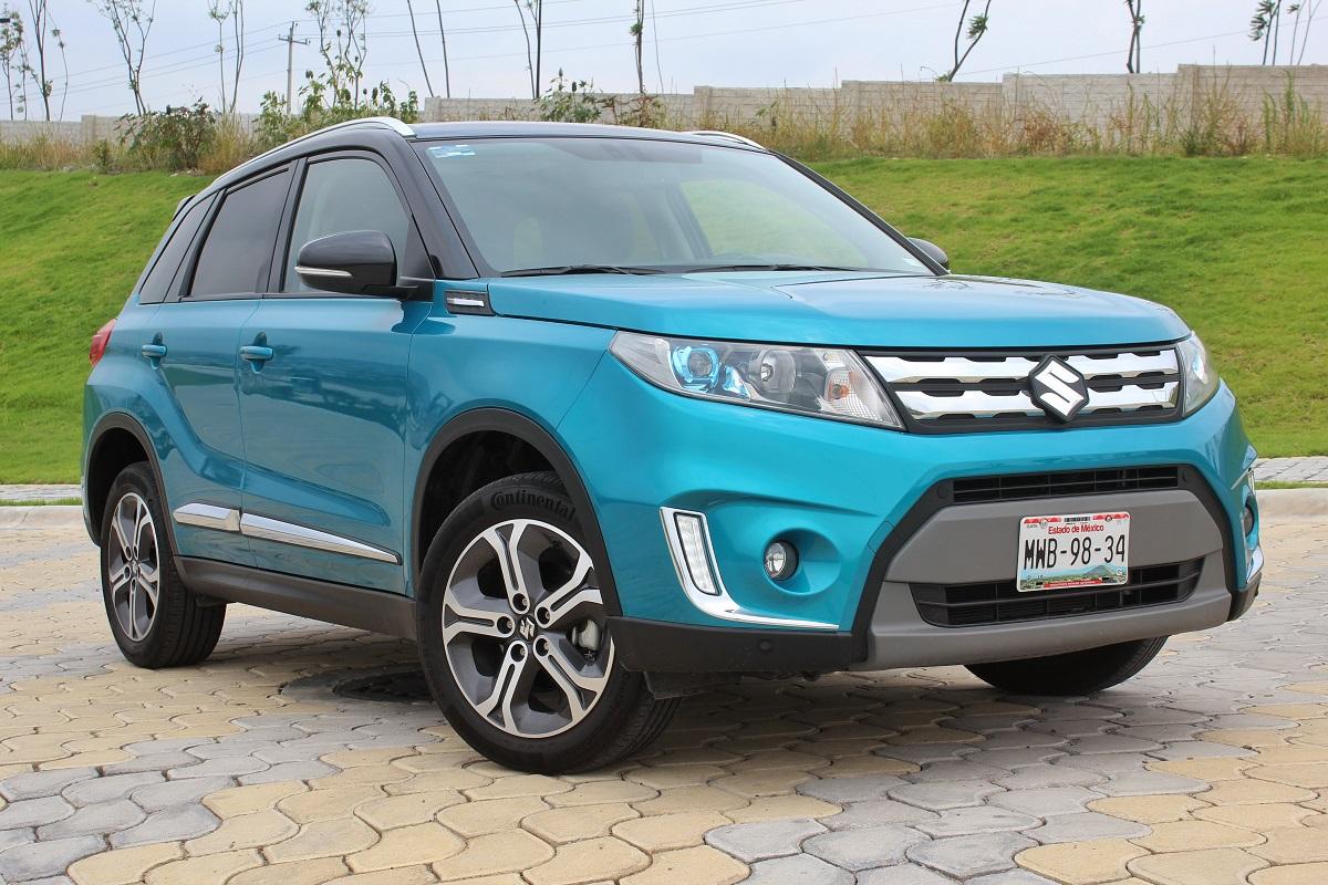 Probamos la Suzuki Vitara, personalizable y eficiente SUV
