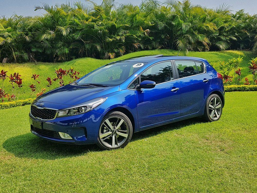 KIA Forte Hatchback, lo manejamos y resulta una razonable y juvenil opción de compra