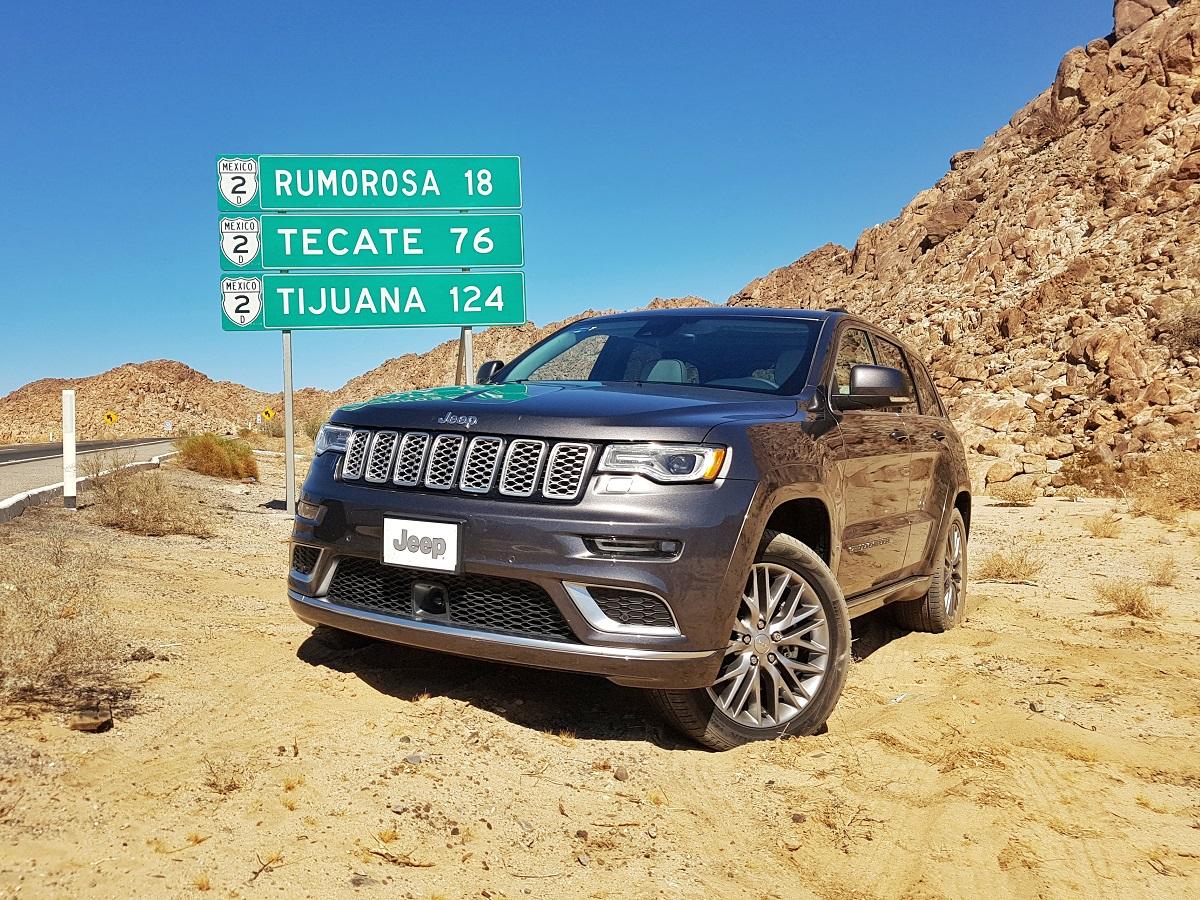 Jeep Grand Cherokee 2017, llega a México más premium y sofisticada que nunca
