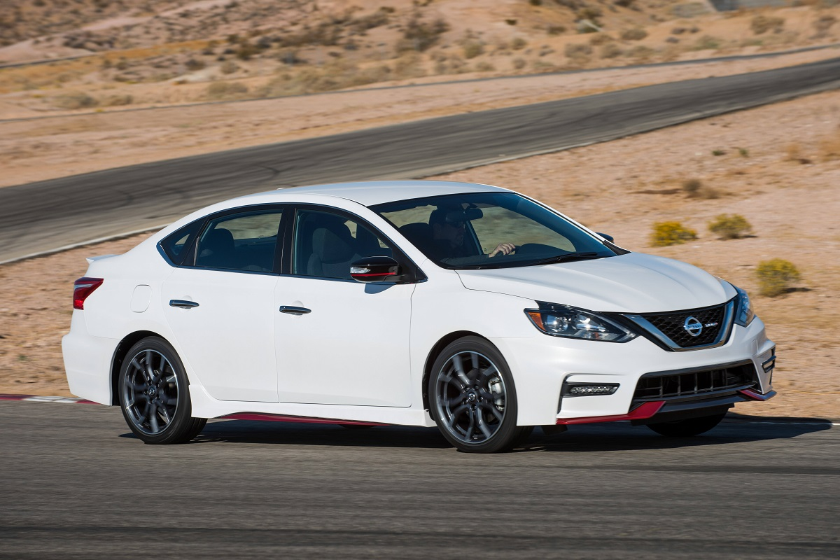 Nissan Sentra Nismo: precios, detalles y equipamiento en México
