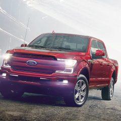 Ford Lobo 2018, nueva estética, más tecnología y agrega un motor diésel Power Stroke