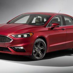 Ford Fusion Sport llega a México con 325 hp y tracción integral