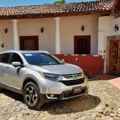 Manejamos el nuevo Honda CR-V y quiere ser el mejor SUV de México