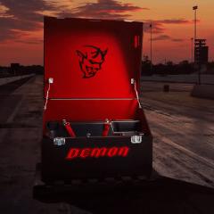Esto es lo que contendrá el paquete Track Tool del Dodge Challenger SRT Demon