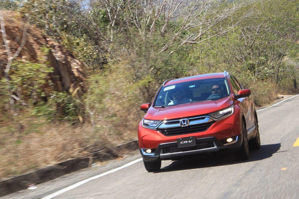Manejamos El Nuevo Honda Cr V Y Quiere Ser El Mejor Suv De Mexico