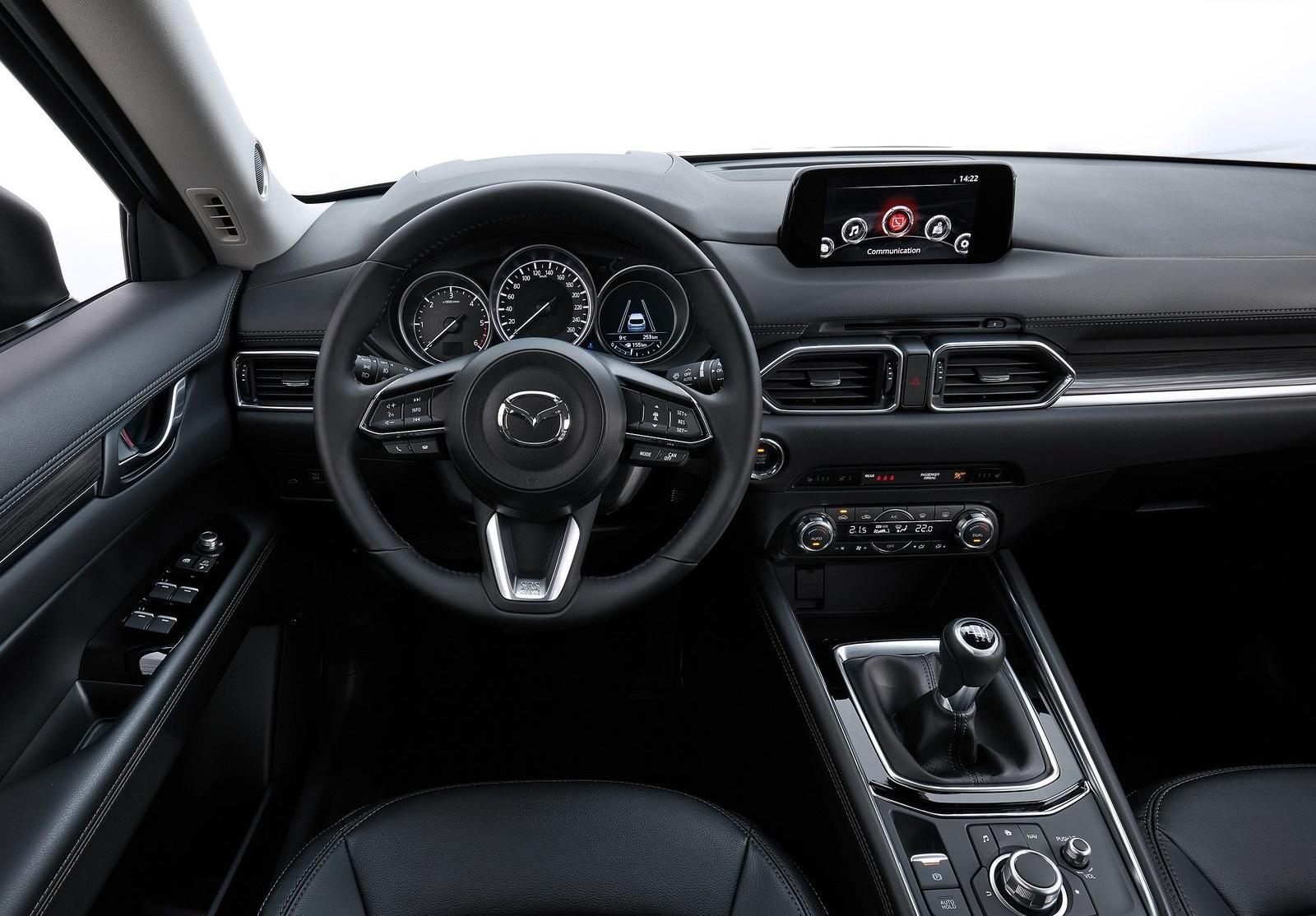 Mazda CX-5 2018: precios, detalles y equipamiento en ...