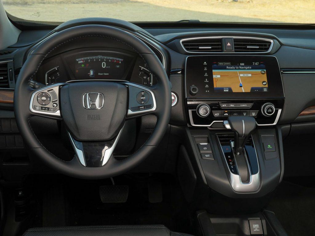 Honda cr v 2017 precios detalles y equipamiento en for Costo filtro aria cabina honda crv
