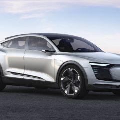 Audi e-tron Sportback, el eléctrico que verá la luz en el 2019