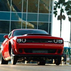 Hennessey le meterá mano al Dodge Challenger Demon llevándolo hasta 1,500 hp