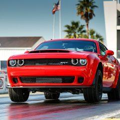 Dodge Challenger Demon 2018 y sus mejores 52 fotografías