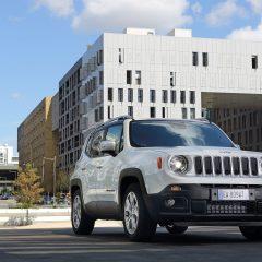 Jeep Renegade 2017: precios, detalles y equipamiento en México