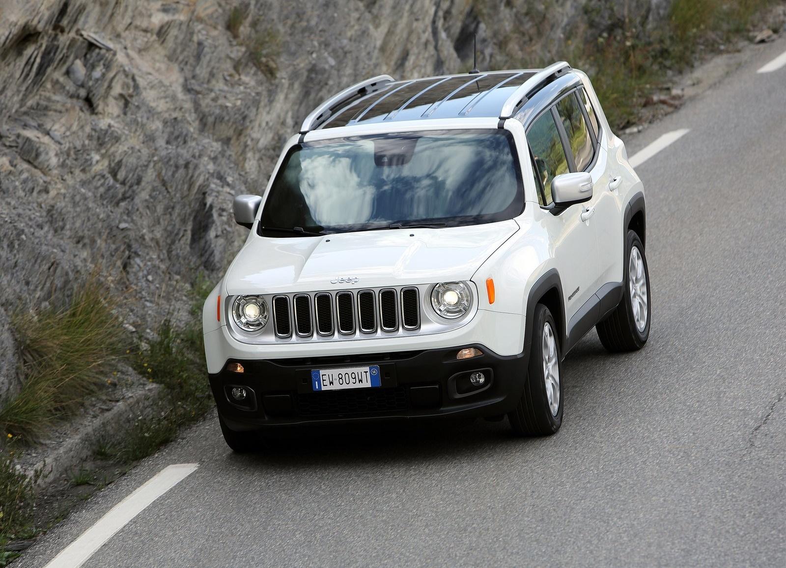Jeep Renegade 2017: precios, detalles y equipamiento en ...