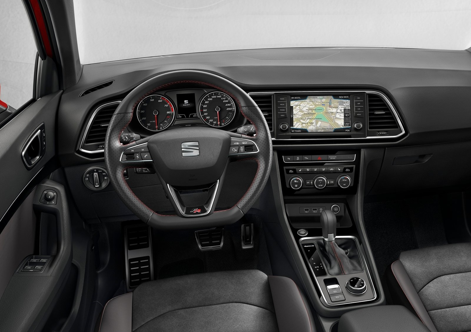 SEAT Ateca FR, llegará a México como modelo 2018 – Autos y ...