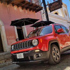 Manejamos el Jeep Renegade, tan único y original como buen Jeep