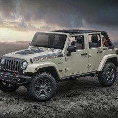 Jeep Wrangler Rubicon Recon llega a México limitado a 180 unidades