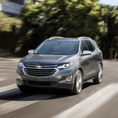 Chevrolet Equinox 2018: precios, detalles y equipamiento en México