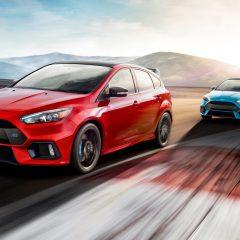 El Ford Focus RS dice adiós con una edición especial de 1,500 unidades