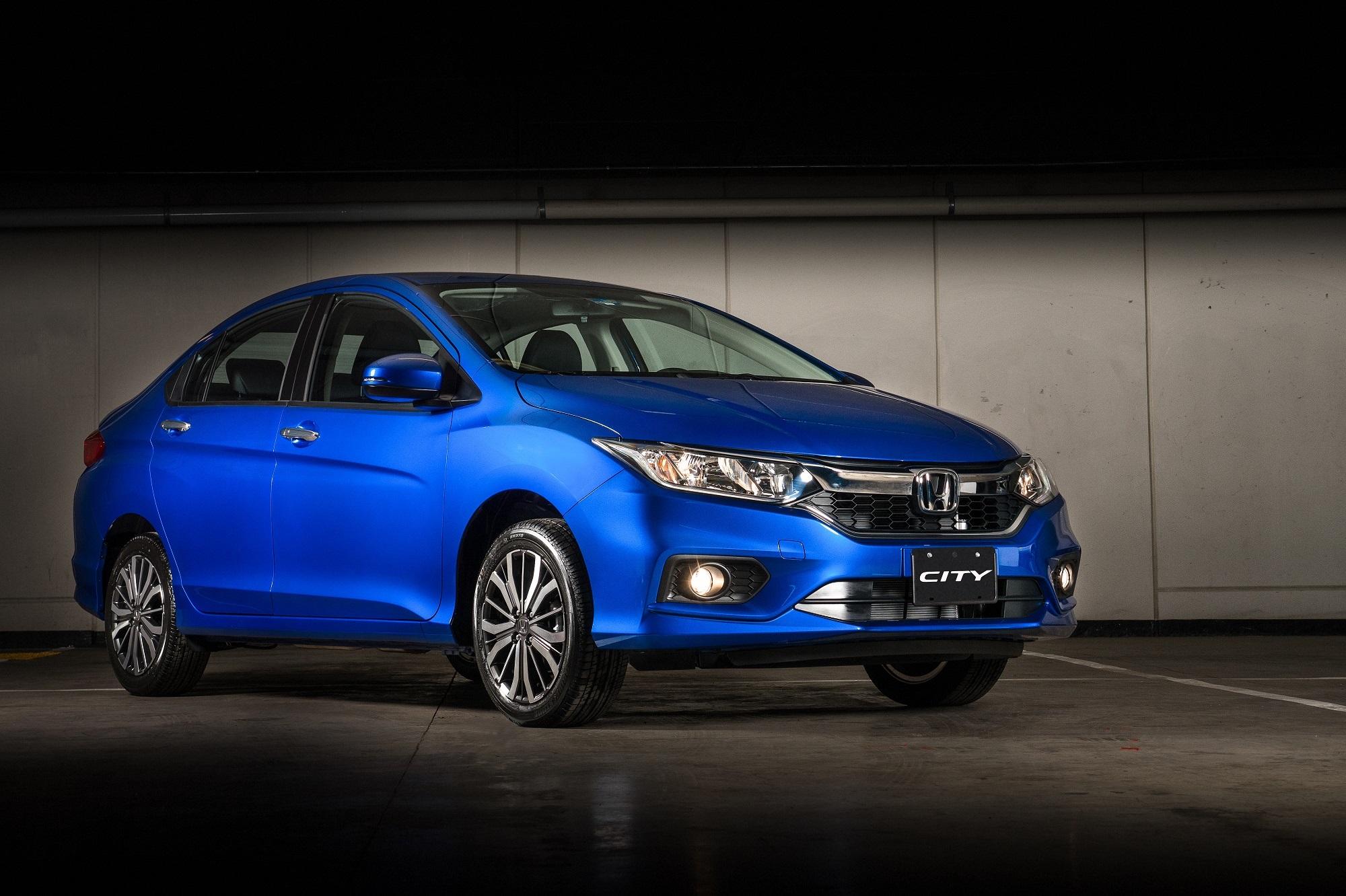 Honda City 2018 Precios Detalles Y Equipamiento En Mexico Autos
