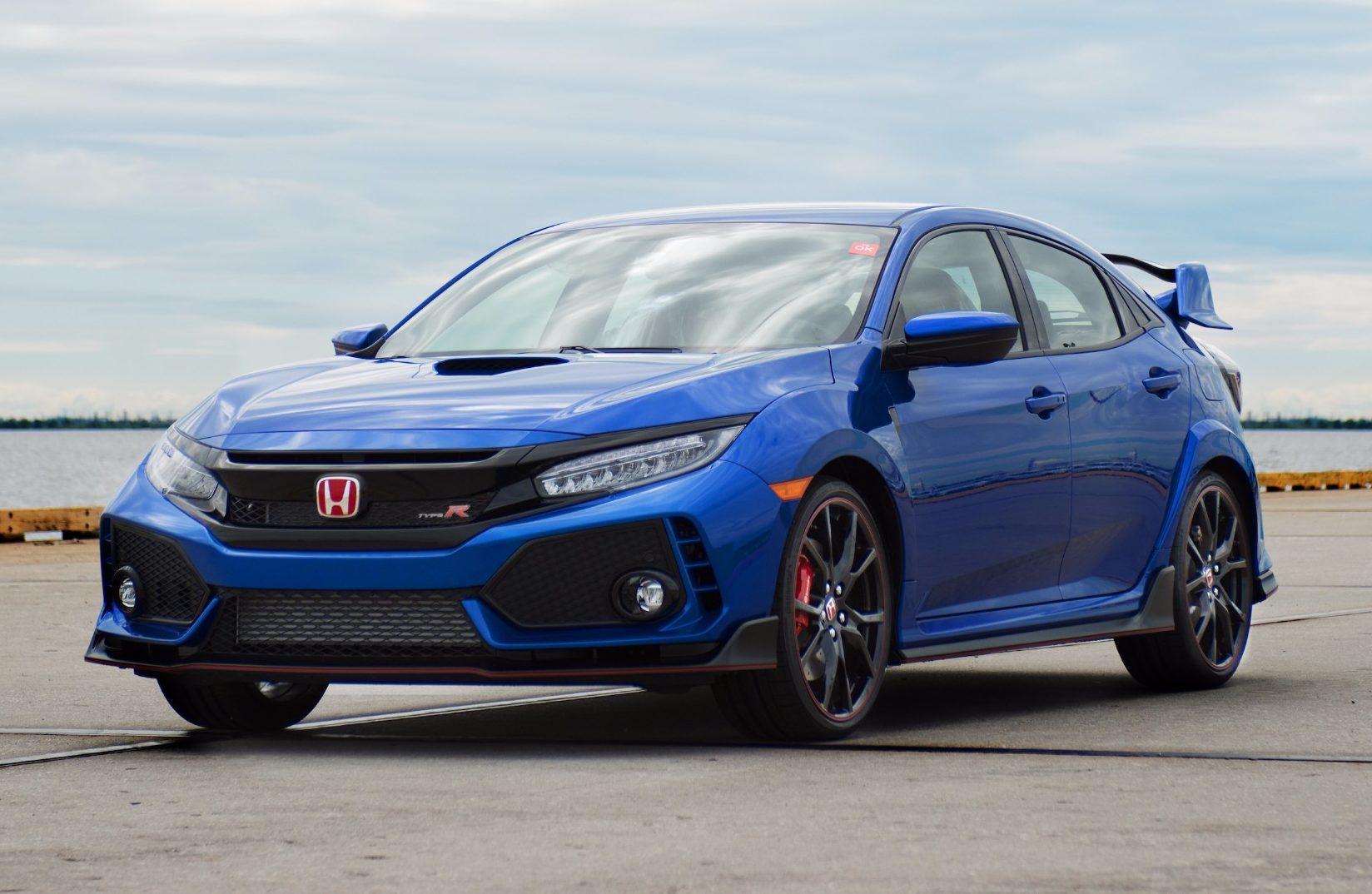 El Primer Honda Civic Type R Del Mundo Sera Subastado Con Fines