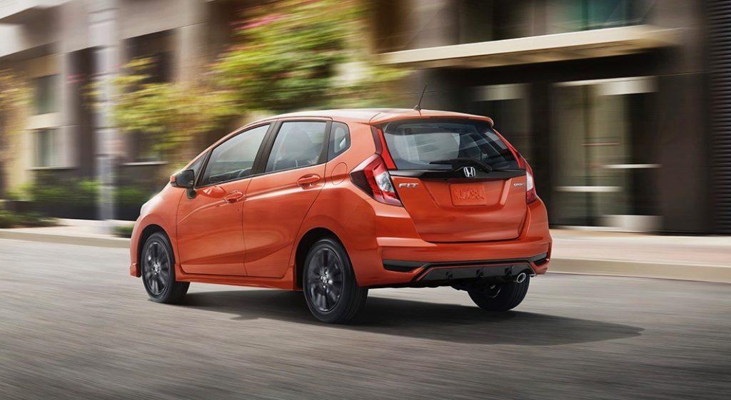 El nuevo honda fit se renueva y llegar a m xico como for Honda fit 2017 precio
