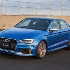 Audi RS3 2018: precios, detalles y equipamiento en México