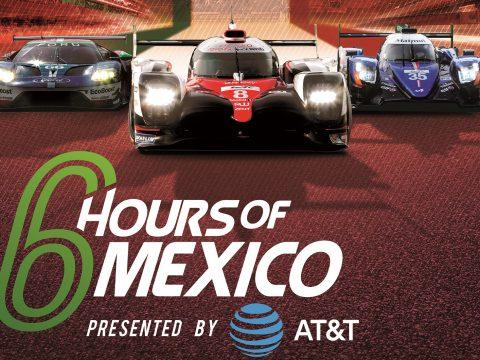 Las 6 horas de México se correrán el 3 de septiembre en el Hermanos Rodríguez