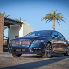 Lincoln Continental: precios, detalles y equipamiento en México
