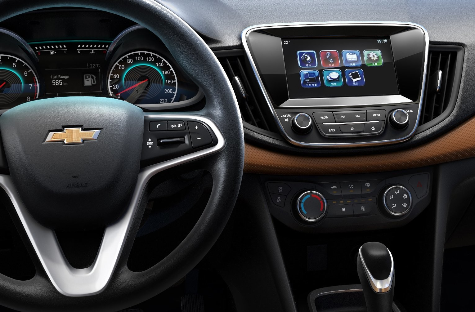Chevrolet Cavalier 2018: precios, detalles y equipamiento en México