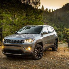 Jeep Compass 2018: precios, detalles y equipamiento en México