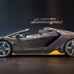 Video: Así se siente conducir el Lamborghini Centenario