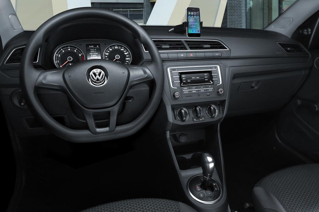 Volkswagen gol 2018 precios detalles y equipamiento en for Interior gol trend 2018
