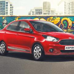 Ford Figo Aspire, llega a México con más tecnología y elementos de seguridad