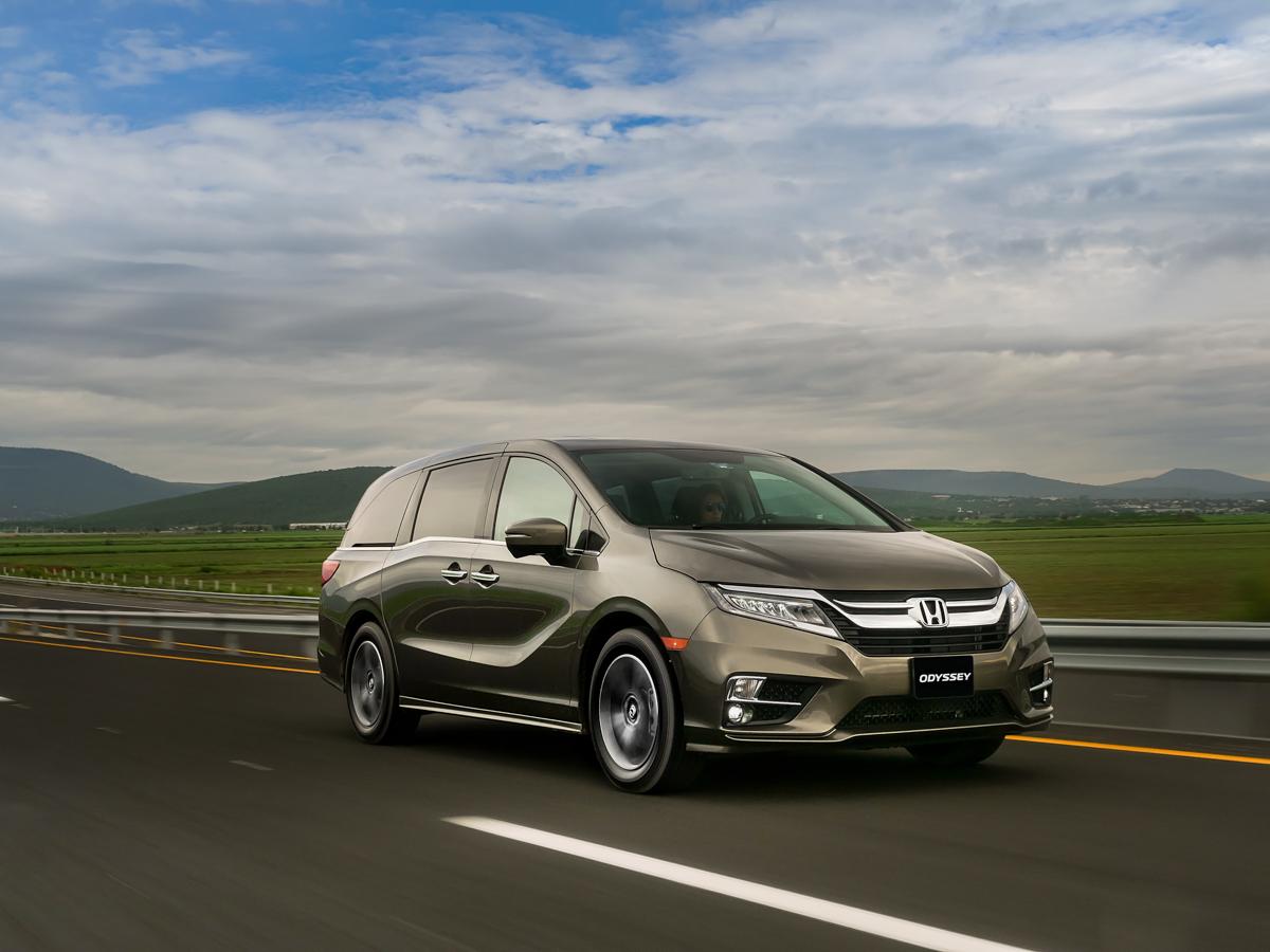 Honda Odyssey EXL 2018